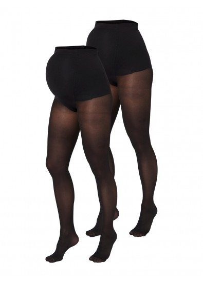 Collants de grossesse SABINE pack de 2 Noirs 50DEN